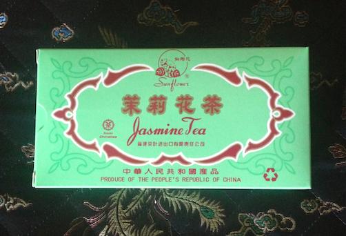 green tea blog